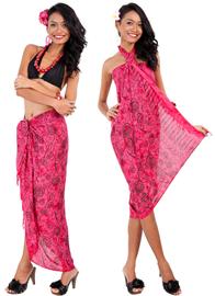 Hot Pink Sarong